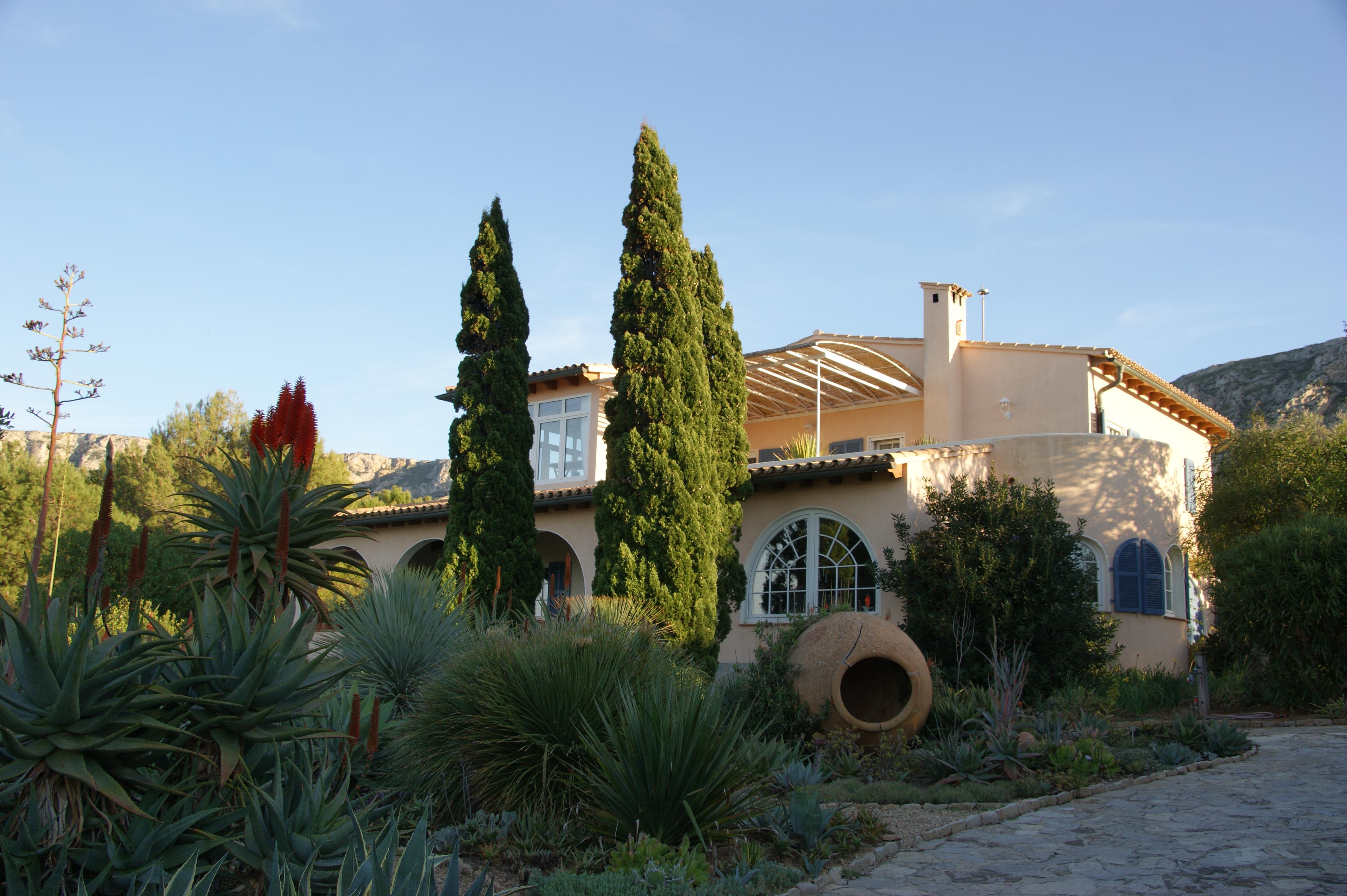 Haus und Garten / House and garden