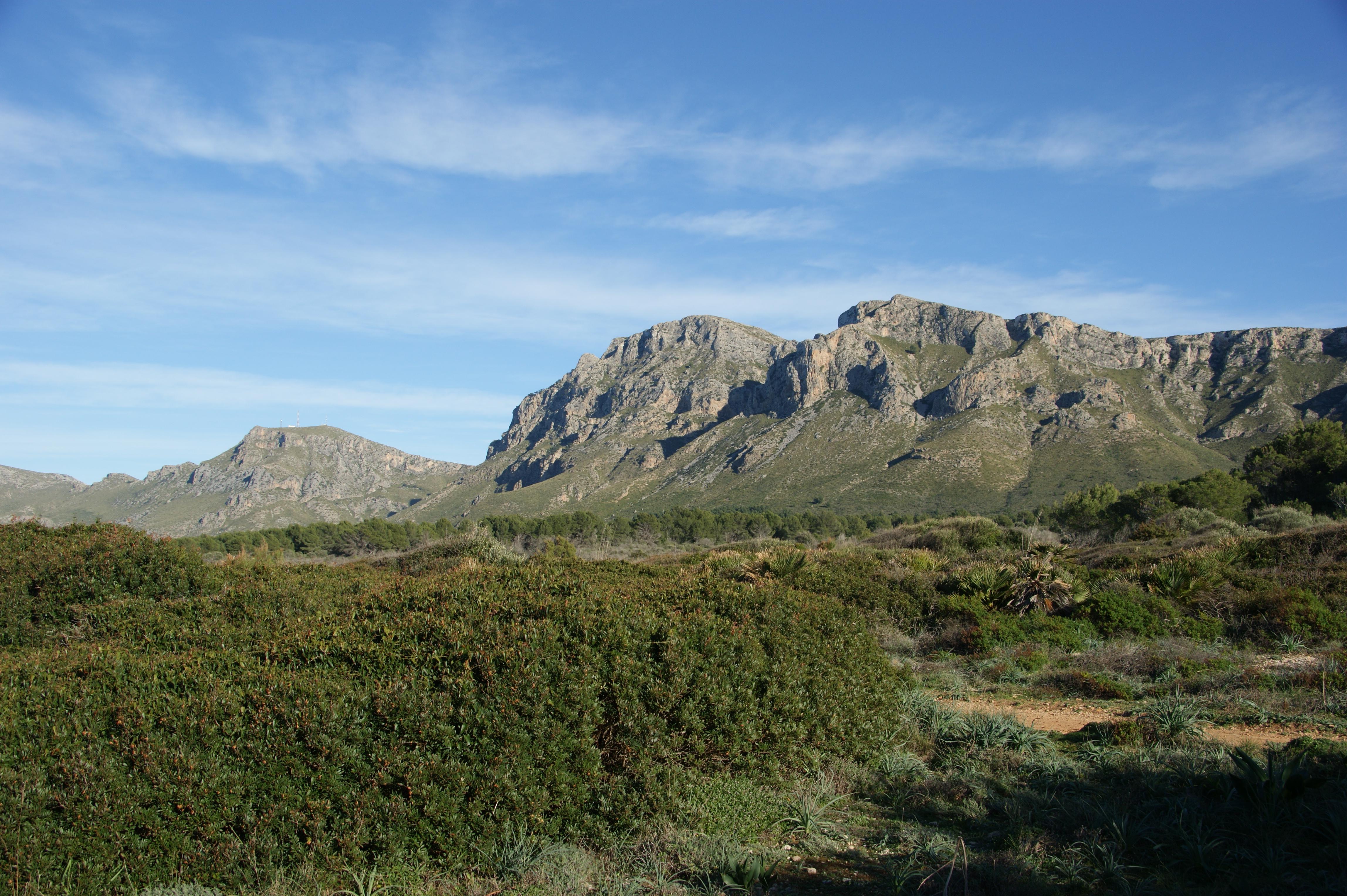 Naturschutzgebiet / natural park