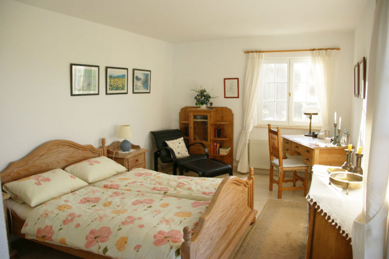 schlafzimmer Meerblick / bedroom sea view